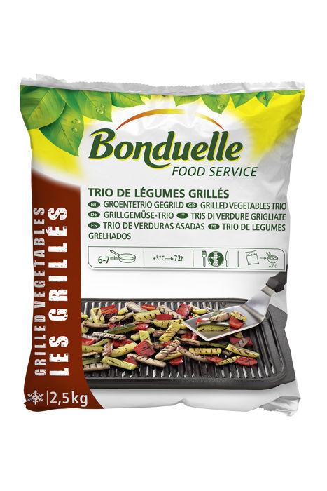 Bonduelle TRIS VERDURE GRIGLIATE 4x2,5kg  59575
