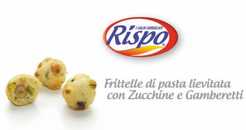 Rispo FRITTELLE ZUCCHINE/GAMB. PRF 2X1,5 KG