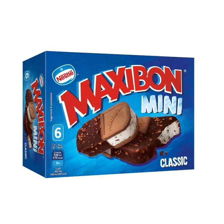 Motta MAXIBON MINI CLASSIC  6PZ