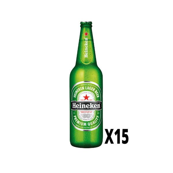 BIRRA HEINEKEN 66clX15 PEZZI